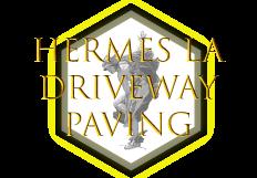 Hermes Los Angeles Driveway Paving Logo